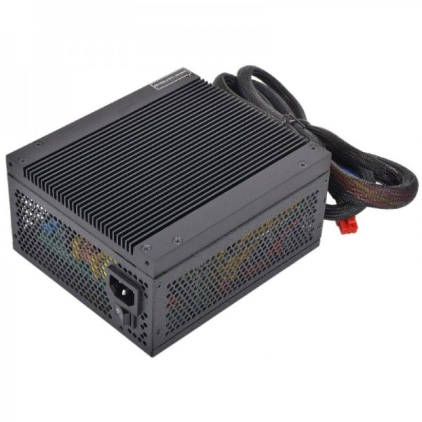 Блок питания 500W Chieftec  Smart ATX-12V V.2.3 12cm fan, Active PFC, Efficiency 80% with power cord