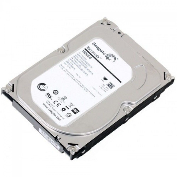 Жесткий диск SATA-III Seagate 1000Gb, ST1000DM003, 7200 rpm, 64Mb buffer