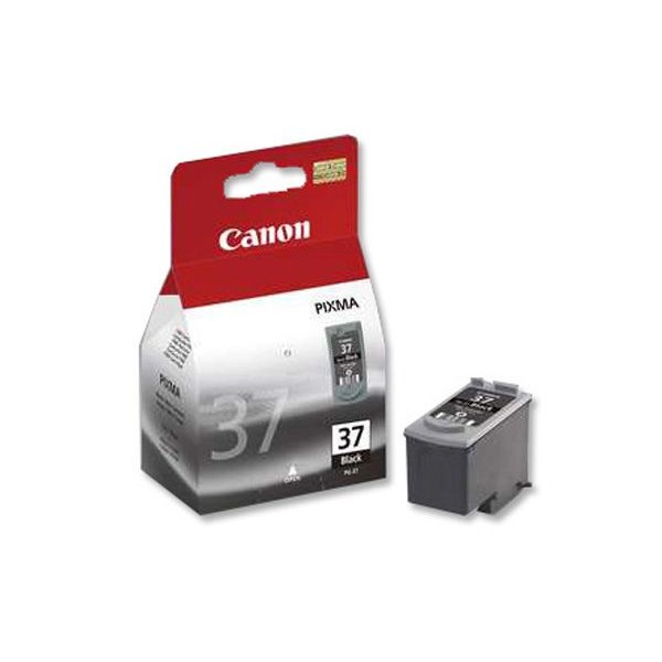 Картридж Canon PG-37 для MP140 / 190 / 210 / 220 / MX300 / 310 / iP1800 / 1900 / 2500 / 2600 Black (Ориг....