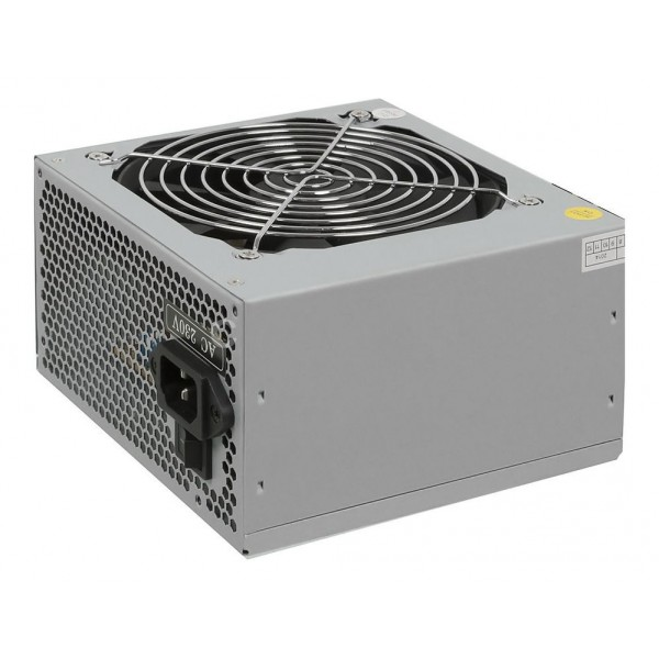 Блок питания HiPRO ATX 350W HPA350W 120mm fan, APFC, 3*SATA, I / O switch