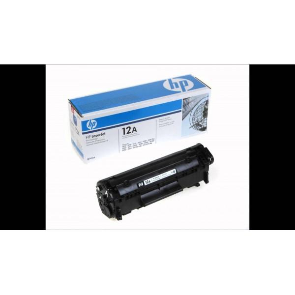 Картридж HP Q2612A / FX-10 LJ1010 / 1012 / 1015 / 1018 / 3030(7Q)