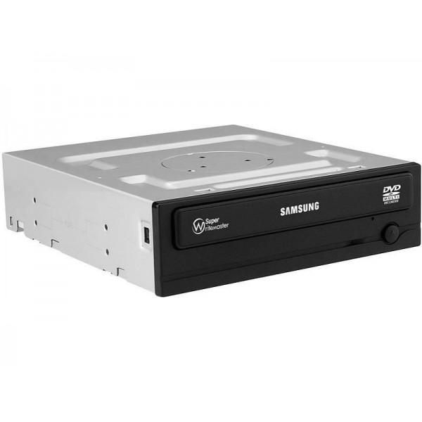 Привод DVD+ / -RW Samsung SH-224DB / BEBE черный SATA int oem