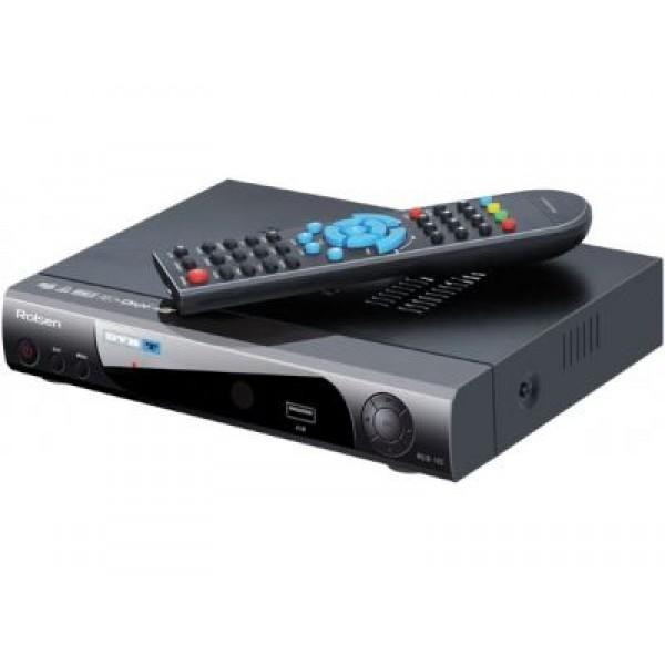 Ресивер DVB-T Rolsen RDB-102 (Rus)