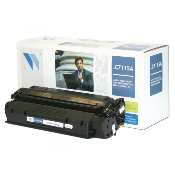 Картридж НР C7115A LJ 1000 / 1200 / 3300 (NV Print