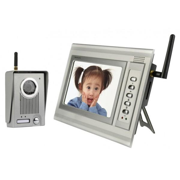 """Видеодомофон SecuEasy SE-VD709CW + SE-VD06CW 7""""дюймов LCD, WiFi"""