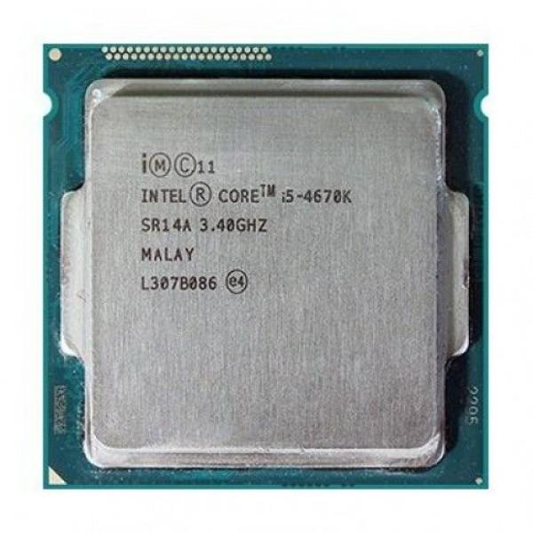 Процессор Intel Core i5 4670 OEM