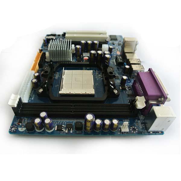 Материнская плата  ОЕМ AMD C61/940/DDR2