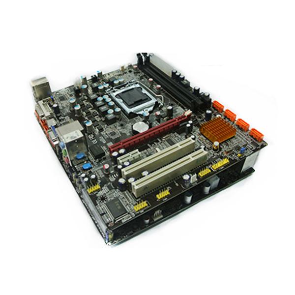 Материнская плата  ОЕМ Intel H55/1156/DDR3