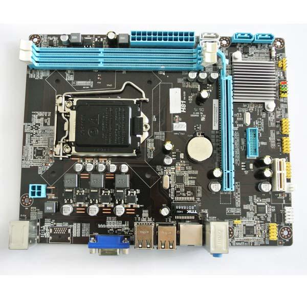Материнская плата  ОЕМ Intel H81/1150/DDR3