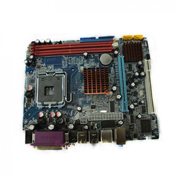 Материнская плата  ОЕМ Intel G31 / 775 / DDR2