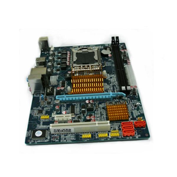 Материнская плата  ОЕМ Intel X58/1366/DDR3