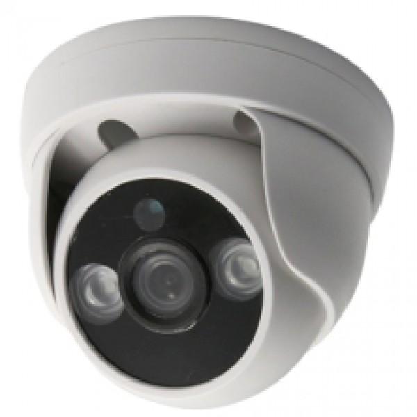 Камера аналоговая AVT ANGDQ314 , ИК 15м, объектив 3,6 мм, 700TVL / Купольная