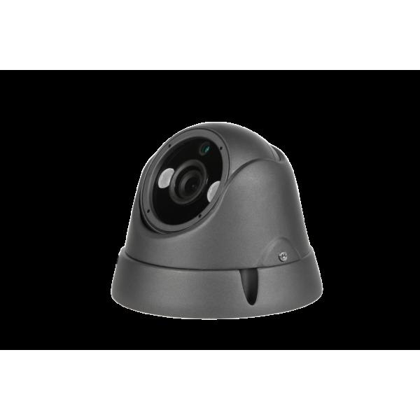 Камера аналоговая SE-CA352G, ИК 25-30м, объектив 3,6мм, 900TVL / Купольная
